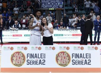 Kenny Hasbrouck Lavoropiu Fortitudo Bologna - Virtus Roma Campionato Basket LNP 2018/2019 Bologna 01/05/2019 Foto Gennaro Masi / Ciamillo-Castoria