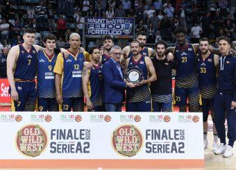 Virtus Roma Lavoropiu Fortitudo Bologna - Virtus Roma Campionato Basket LNP 2018/2019 Bologna 01/05/2019 Foto Gennaro Masi / Ciamillo-Castoria