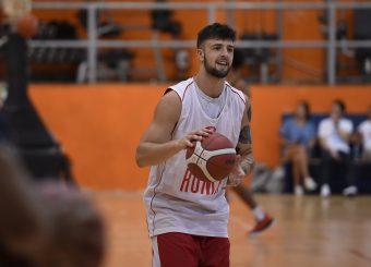 Tommaso Baldasso Virtus Roma - Syracuse University Amichevole Roma, 18/08/2019 Foto Gennaro Masi / Ciamillo - Castoria