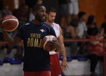 Jerome Dyson Virtus Roma - Syracuse University Amichevole Roma, 18/08/2019 Foto Gennaro Masi / Ciamillo - Castoria