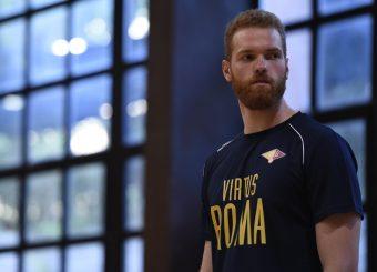 Giovanni Pini Virtus Roma - Syracuse University Amichevole Roma, 18/08/2019 Foto Gennaro Masi / Ciamillo - Castoria