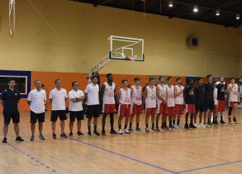 Virtus Roma Virtus Roma - Syracuse University Amichevole Roma, 18/08/2019 Foto Gennaro Masi / Ciamillo - Castoria