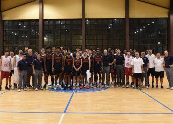 Virtus Roma Syracuse University Virtus Roma - Syracuse University Amichevole Roma, 18/08/2019 Foto Gennaro Masi / Ciamillo - Castoria