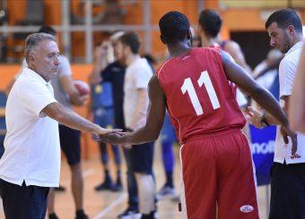 Piero Bucchi Virtus Roma - Scafati Basket Amichevole Roma, 25/08/2019 Foto Gennaro Masi / Ciamillo - Castoria