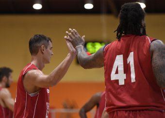 Davon Jefferson Virtus Roma - Scafati Basket Amichevole Roma, 25/08/2019 Foto Gennaro Masi / Ciamillo - Castoria