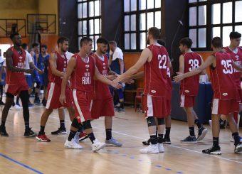 Virtus Roma Virtus Roma - Scafati Basket Amichevole Roma, 25/08/2019 Foto Gennaro Masi / Ciamillo - Castoria