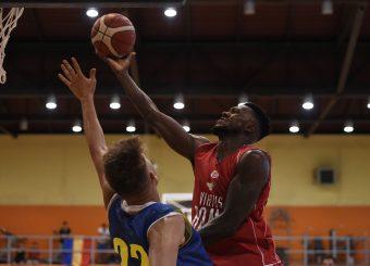 Mike Moore Virtus Roma - Scafati Basket Amichevole Roma, 25/08/2019 Foto Gennaro Masi / Ciamillo - Castoria