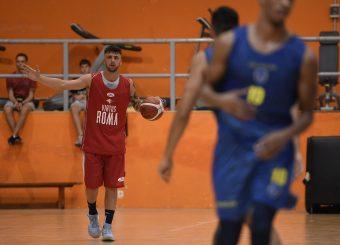 Tommaso Baldasso Virtus Roma - Scafati Basket Amichevole Roma, 25/08/2019 Foto Gennaro Masi / Ciamillo - Castoria