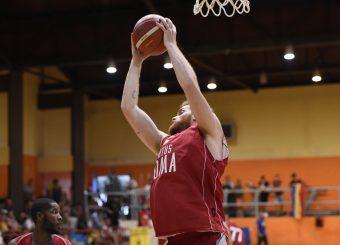 Giovanni Pini Virtus Roma - Scafati Basket Amichevole Roma, 25/08/2019 Foto Gennaro Masi / Ciamillo - Castoria