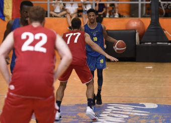 Frazier Virtus Roma - Scafati Basket Amichevole Roma, 25/08/2019 Foto Gennaro Masi / Ciamillo - Castoria