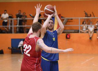 Marco Ammannato Virtus Roma - Scafati Basket Amichevole Roma, 25/08/2019 Foto Gennaro Masi / Ciamillo - Castoria