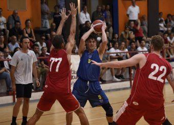 Nicholas Crow Virtus Roma - Scafati Basket Amichevole Roma, 25/08/2019 Foto Gennaro Masi / Ciamillo - Castoria