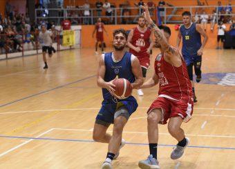 Riccardo Rossatto Virtus Roma - Scafati Basket Amichevole Roma, 25/08/2019 Foto Gennaro Masi / Ciamillo - Castoria