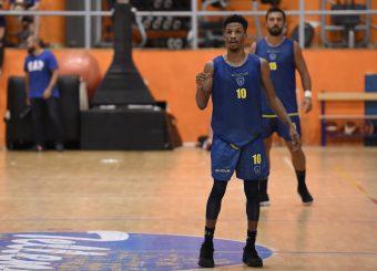 JJ Frazier Virtus Roma - Scafati Basket Amichevole Roma, 25/08/2019 Foto Gennaro Masi / Ciamillo - Castoria