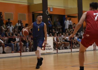 Marco Contento Virtus Roma - Scafati Basket Amichevole Roma, 25/08/2019 Foto Gennaro Masi / Ciamillo - Castoria