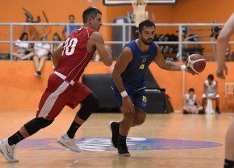 Claudio Tommasini Virtus Roma - Scafati Basket Amichevole Roma, 25/08/2019 Foto Gennaro Masi / Ciamillo - Castoria