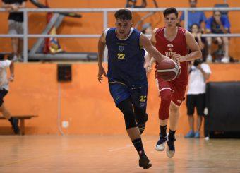 Ion Lupusor Virtus Roma - Scafati Basket Amichevole Roma, 25/08/2019 Foto Gennaro Masi / Ciamillo - Castoria