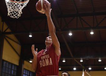 Roberto Rullo Virtus Roma - Scafati Basket Amichevole Roma, 25/08/2019 Foto Gennaro Masi / Ciamillo - Castoria