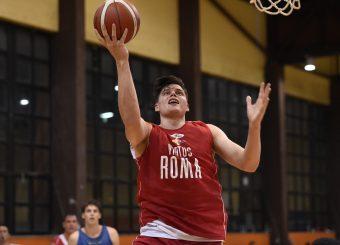 Amar Alibegovic Virtus Roma - Scafati Basket Amichevole Roma, 25/08/2019 Foto Gennaro Masi / Ciamillo - Castoria