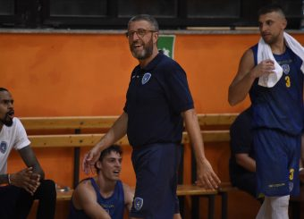 Giulio Griccioli Virtus Roma - Scafati Basket Amichevole Roma, 25/08/2019 Foto Gennaro Masi / Ciamillo - Castoria