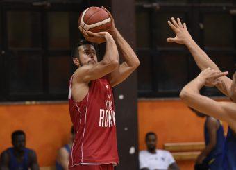 Tomas Kyzlink Virtus Roma - Scafati Basket Amichevole Roma, 25/08/2019 Foto Gennaro Masi / Ciamillo - Castoria