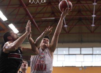 Alibegovic Amar Virtus Roma - Oriora Pistoia 1 Trofeo Dukes Sansepolcro Sansepolcro, 01/09/2019 Foto Gennaro Masi / Ciamillo - Castoria