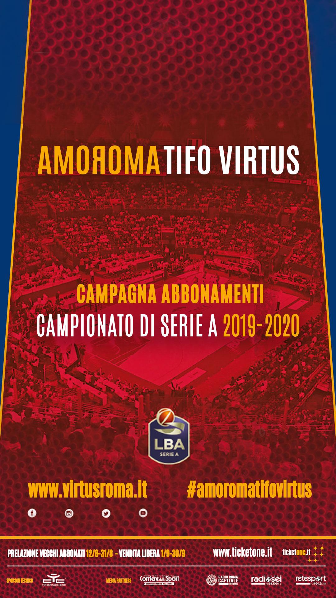 Tutto Il Calendario Serie A.Virtus Roma Official Website Virtusisback