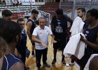 Bucchi Piero Pallacanestro Triste vs Virtus Roma Torneo Internazionale Andrea Palladio Vicenza (VI), 07/09/2019 Foto  Ciamillo-Castoria