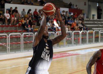 Davon Jefferson Pallacanestro Triste vs Virtus Roma Torneo Internazionale Andrea Palladio Vicenza (VI), 07/09/2019 Foto  Ciamillo-Castoria