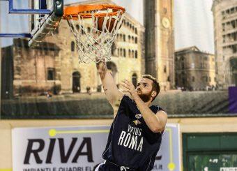Pini Giovanni Virtus Roma - Openjobmetis Varese Trofeo Bertolazzi Parma, 14/09/2019 Foto Ciamillo - Castoria