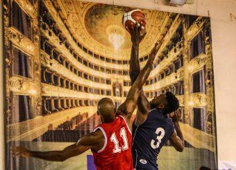 Moore Michael Virtus Roma - Openjobmetis Varese Trofeo Bertolazzi Parma, 14/09/2019 Foto Ciamillo - Castoria