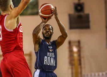Dyson Jerome Virtus Roma - Openjobmetis Varese Trofeo Bertolazzi Parma, 14/09/2019 Foto Ciamillo - Castoria