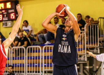 Rullo Roberto Virtus Roma - Openjobmetis Varese Trofeo Bertolazzi Parma, 14/09/2019 Foto Ciamillo - Castoria