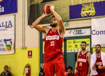 Tambone Matteo Virtus Roma - Openjobmetis Varese Trofeo Bertolazzi Parma, 14/09/2019 Foto Ciamillo - Castoria