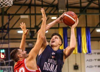 Alibegovic Amar Virtus Roma - Openjobmetis Varese Trofeo Bertolazzi Parma, 14/09/2019 Foto Ciamillo - Castoria