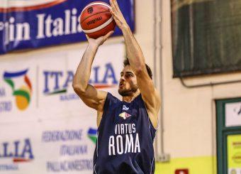 Kyzlink Tomas Virtus Roma - Openjobmetis Varese Trofeo Bertolazzi Parma, 14/09/2019 Foto Ciamillo - Castoria