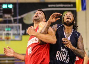 Jefferson Davon Virtus Roma - Openjobmetis Varese Trofeo Bertolazzi Parma, 14/09/2019 Foto Ciamillo - Castoria