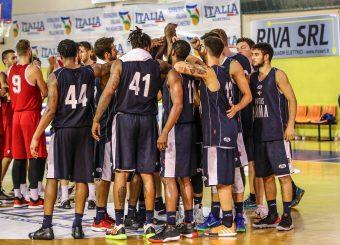 Virtus Roma Virtus Roma - Openjobmetis Varese Trofeo Bertolazzi Parma, 14/09/2019 Foto Ciamillo - Castoria