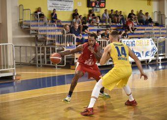 JEFFERSON Parma 15.09.2019 Torneo amichevole Memorial Bertolazzi Virtus Roma- Senkur Foto GiulioCiamillo/Ciamillo