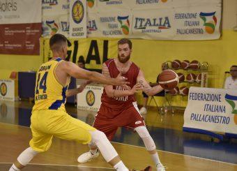 PINI  Parma 15.09.2019 Torneo amichevole Memorial Bertolazzi Virtus Roma- Senkur Foto GiulioCiamillo/Ciamillo