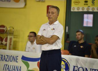 BUCCHI Parma 15.09.2019 Torneo amichevole Memorial Bertolazzi Virtus Roma- Senkur Foto GiulioCiamillo/Ciamillo