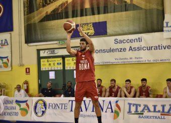 SPINOSA  Parma 15.09.2019 Torneo amichevole Memorial Bertolazzi Virtus Roma- Senkur Foto GiulioCiamillo/Ciamillo