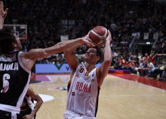Rullo Roberto Segafredo Virtus Bologna - Virtus Roma Lega Basket Serie A 2019/2020 Bologna, 25/09/2019 Foto Ciamillo-Castoria