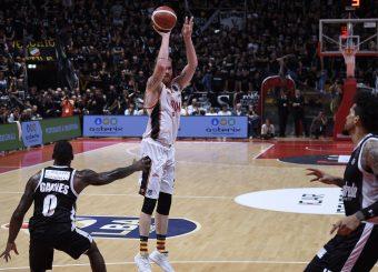 Pini Giovanni Segafredo Virtus Bologna - Virtus Roma Lega Basket Serie A 2019/2020 Bologna, 25/09/2019 Foto Ciamillo-Castoria