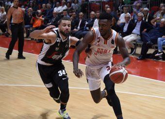 Moore Michael Segafredo Virtus Bologna - Virtus Roma Lega Basket Serie A 2019/2020 Bologna, 25/09/2019 Foto Ciamillo-Castoria