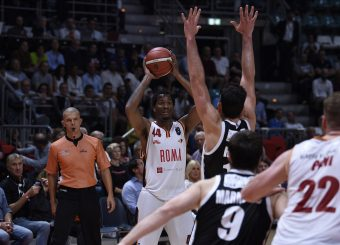 Buford William Segafredo Virtus Bologna - Virtus Roma Lega Basket Serie A 2019/2020 Bologna, 25/09/2019 Foto Ciamillo-Castoria