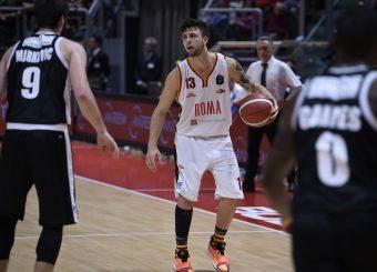 Baldasso Tommaso Segafredo Virtus Bologna - Virtus Roma Lega Basket Serie A 2019/2020 Bologna, 25/09/2019 Foto Ciamillo-Castoria