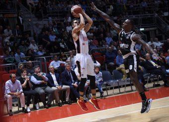 Kyzlink Tomas Segafredo Virtus Bologna - Virtus Roma Lega Basket Serie A 2019/2020 Bologna, 25/09/2019 Foto Ciamillo-Castoria