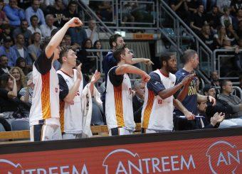 Virtus Roma, Rullo Roberto Virtus Segafredo Bologna - Virtus Roma LBA Lega Basket Serie A - 2019/2020 Bologna, 25/09/2019 Foto Silvia Fassi / Ciamillo