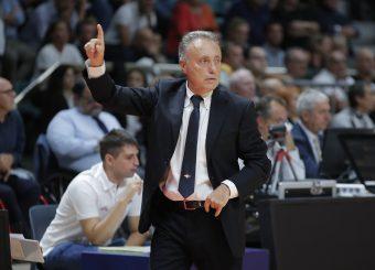 Bucchi Piero Virtus Segafredo Bologna - Virtus Roma LBA Lega Basket Serie A - 2019/2020 Bologna, 25/09/2019 Foto Silvia Fassi / Ciamillo